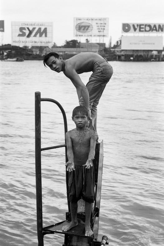 Siagon, Vietnam 2000