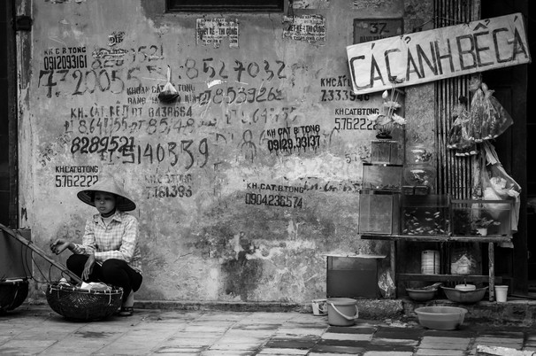 Hanoi, Vietnam 2001