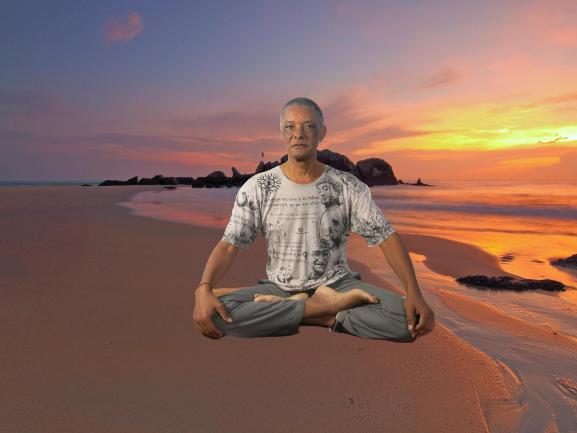 Aulas de yoga, meditação e alinhamento