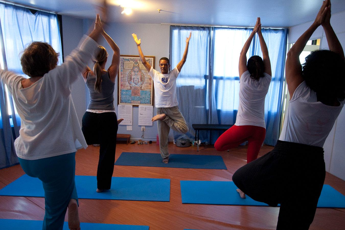 Aula Online -Yoga e Meditação