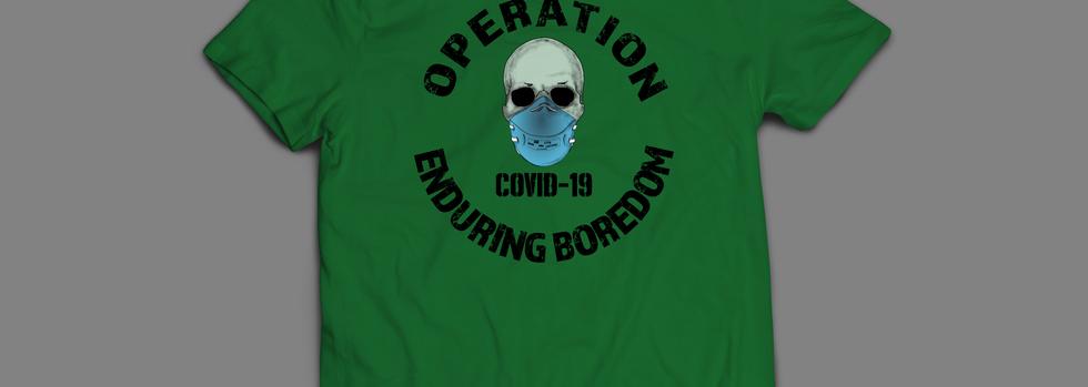 Operation Enduring Boredom