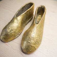 Amah's shoes