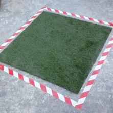 Keep off the grass simulator