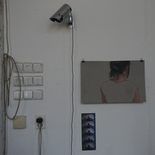 Gaze and Self portrait