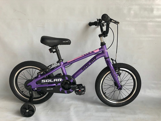 "SOLAR SL-016 BMX ALLOY BIKE 超輕鋁合金架小童車-16"""