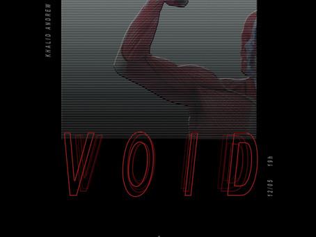VOID - Khalid Andrew McMahon - Inauguración 12/05