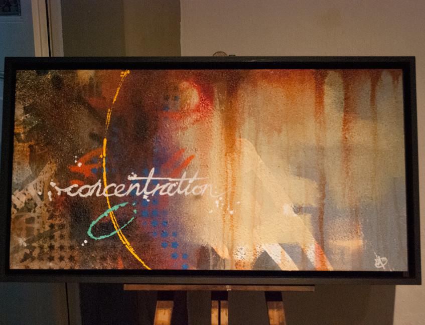 Ashwan - Concentration