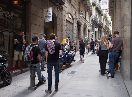 Exciting Opportunity - Studio space available in the heart of Barcelona