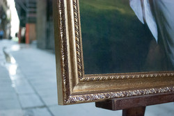 Gold Leaf Classic Picture Frame