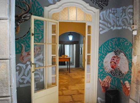 Estudios de arte disponbile en el centro de Barcelona!