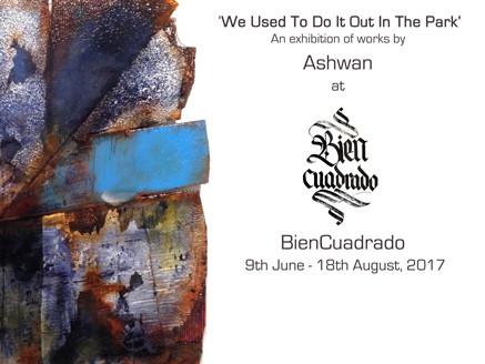 Barcelona Art Urban Art Ashwan
