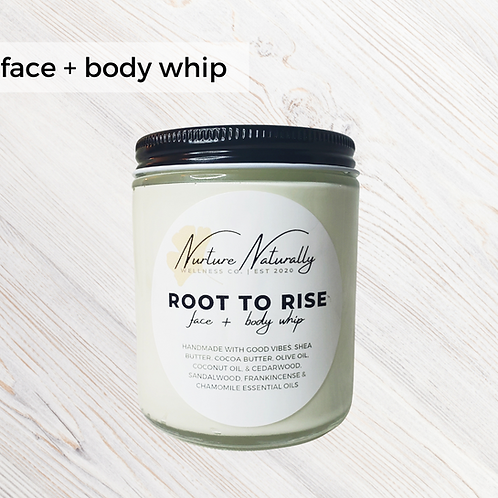 Root to Rise Face & Body Whip