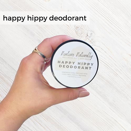 Happy Hippy Natural Deodorant