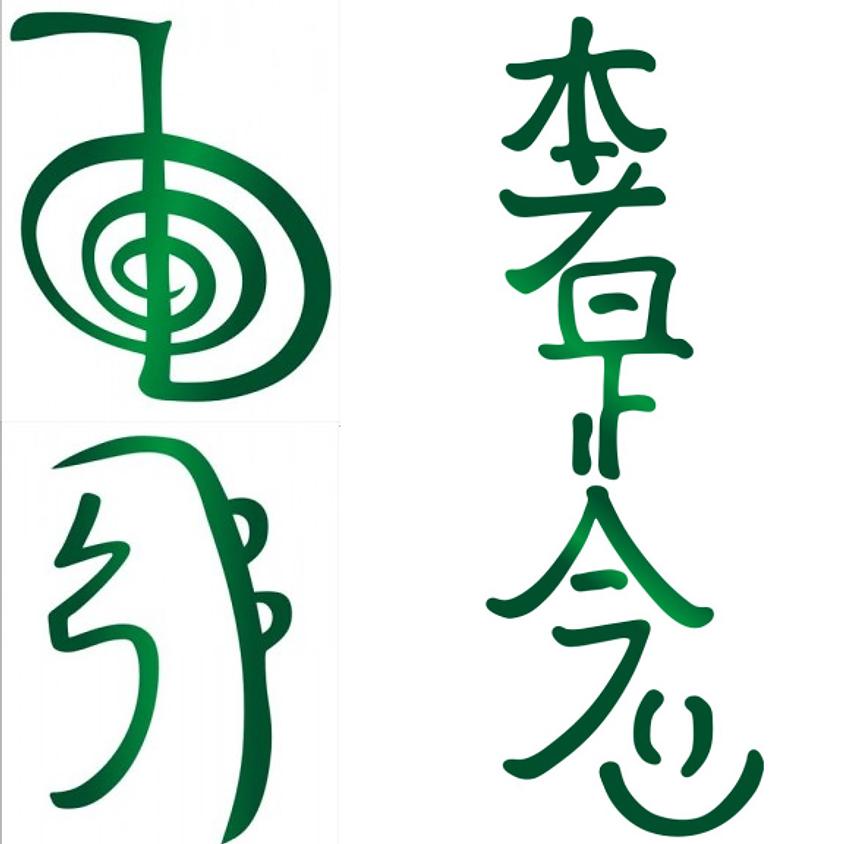 Usui Reiki Master Level Certification Program
