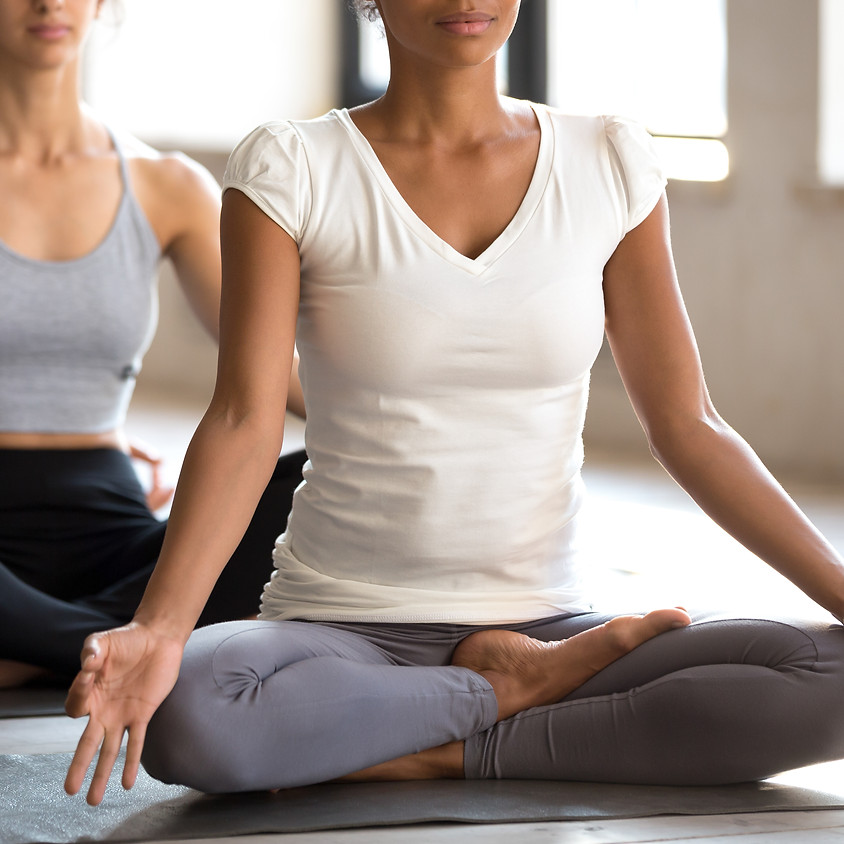 Its A Meditation Movement at Be Well with Ease Studio