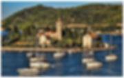 monastère de Vis croisière croatie