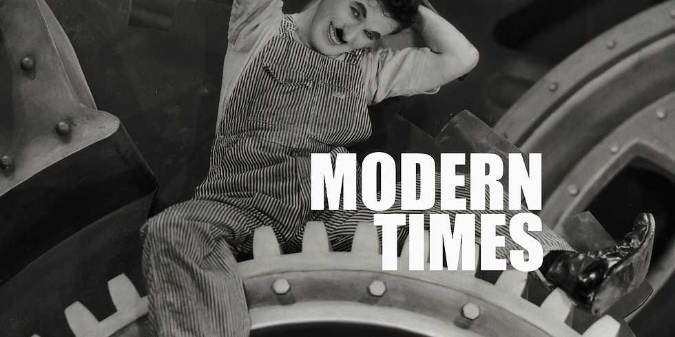 Zauberlaterne - Moderne Zeiten