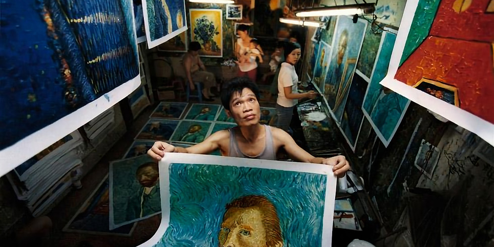China's Van Goghs