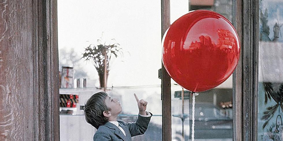 Der weisse Hengst & Der rote Ballon
