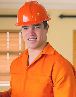 Handyman Orange Uniform