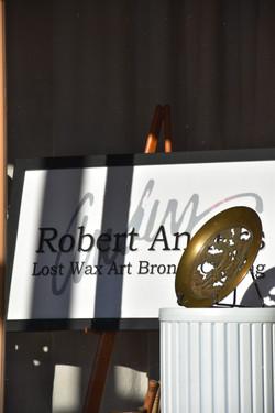 ROBERT ANDERS BRONZE WORKS