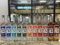 Glacier45 Distillery