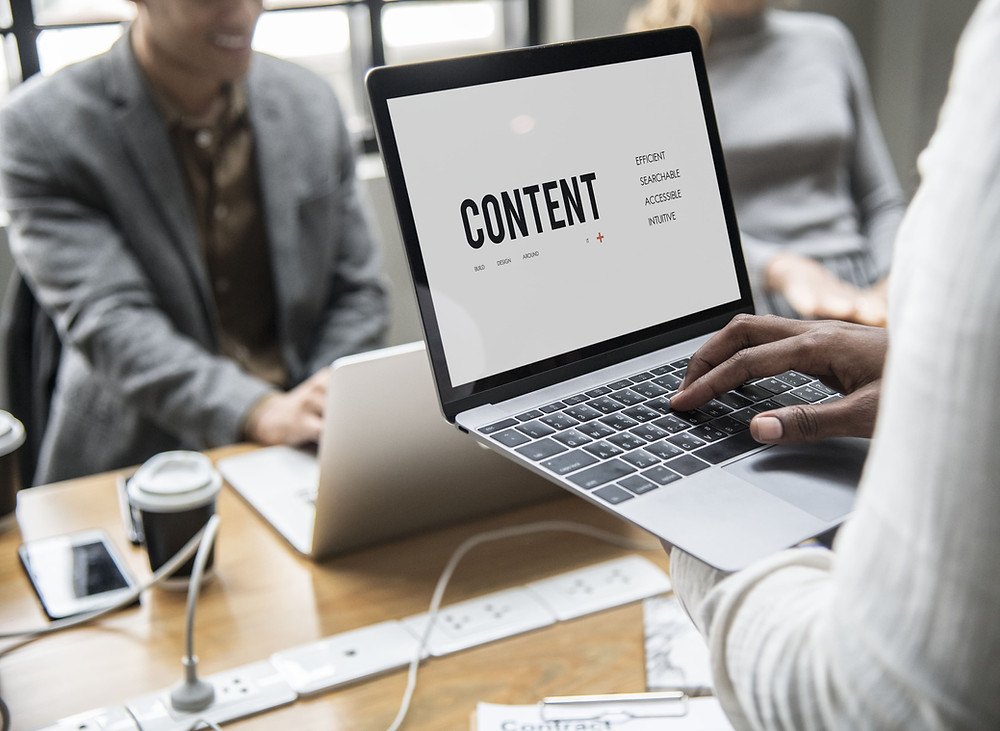 Content marketing | Nishant Kataki