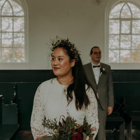 Bruiloft A & T