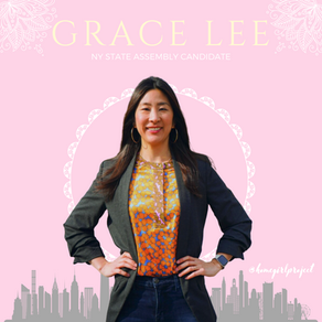 Interview: Grace Lee, Candidate for NY State Assembly, on NY Public Schools, NYPD, and more...