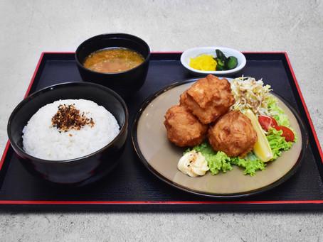 Karaage Rice set: New menu at Novena outlet 3!