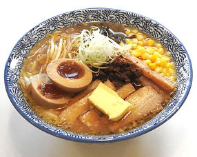 tonkotsu miso special ramen
