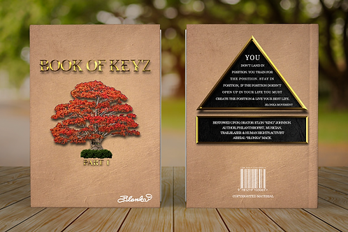 Book Of Keyz Part 1