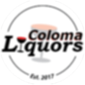 Coloma Liquors Wine Glass Logo Website 2