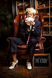 Po'Chop | Clipper Cabaret | Greg Inda