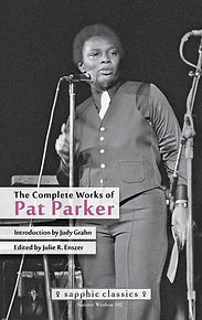 The Comple Wokers of Pat Parker