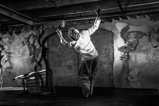 Po'Chop Performers Dynamite at ICUQTS 2018   Photos x Colectivo Multipolar   Chicago   Black Queer Artist  Dance   @icuqts @colectivomultipolar   The Brown Pages
