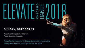 Chicago Dancemakers Forum | Elevate Chicago Dance 2018 | Jenn Freeman