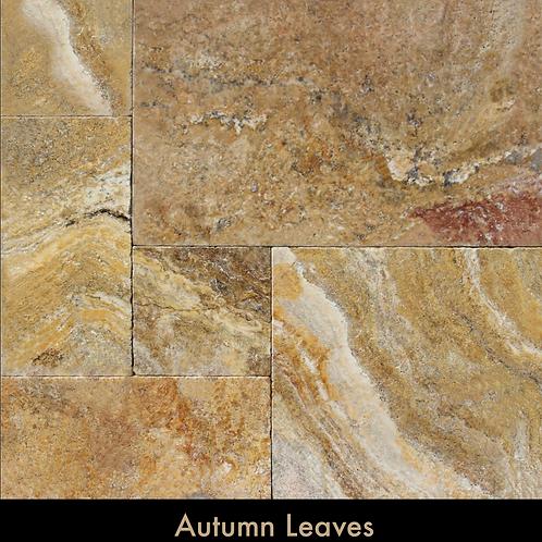 Autumn Travertine Pavers