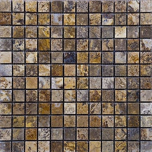 Autumn Leave Mosaics