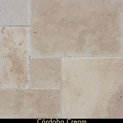 Cordoba Cream Travertine