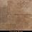 Thumbnail: Chocolate Brown Travertine Paver