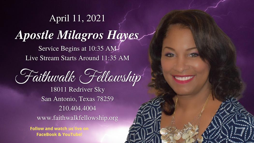 Apostle Milagros Hayes 04112021.png