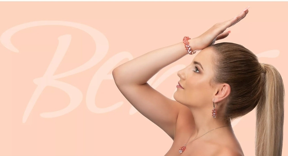 Berns Jewelry with Swarovski crystals from the Heart of Europe
