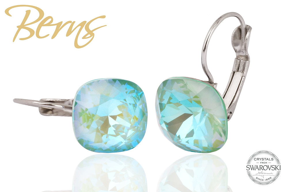 Berns Jewelry with SwaBerns Ékszerek Swarovski kristályokkal Európa szívébőlrovski crystals from the Heart of Europe