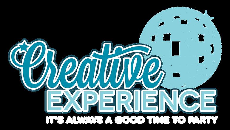 Creative Experience PMS3135 Logo - Dark