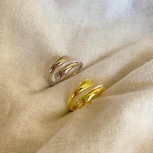El Yüzük-925 Gümüş