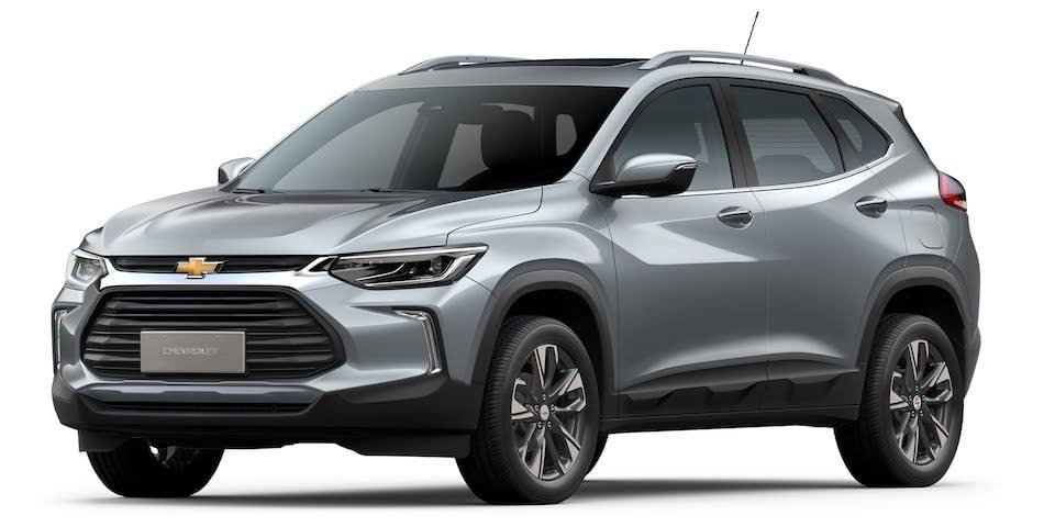 Chevrolet Tracker LT 2021 Línea nueva