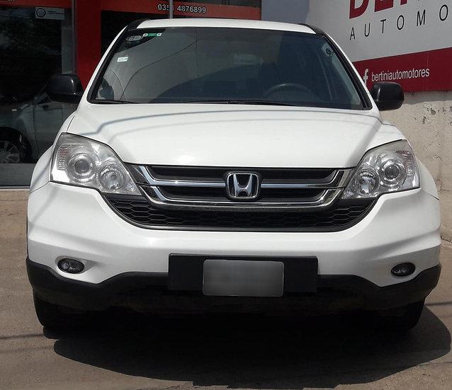HONDA CRV 4X2 LX AUTOMÁTICA CON GNC.EXCELENTE ESTADO!!!!