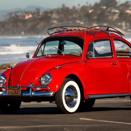 La inspiración en los nombres de Volkswagen y sus autos