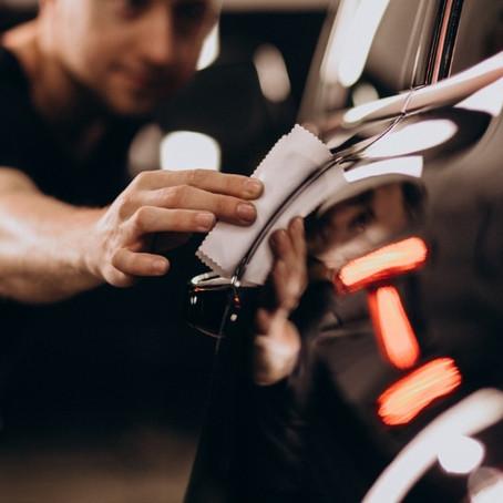 Consejos para mantener la pintura de los autos usados brillante